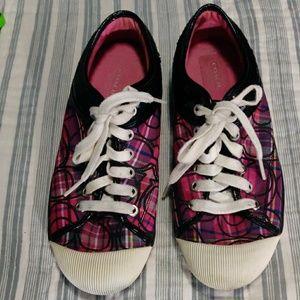 Coach Tennis Shoes.